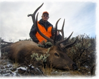 Larry Shermer 5x5 1st hunt