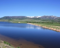 Headwaters ranch Lake